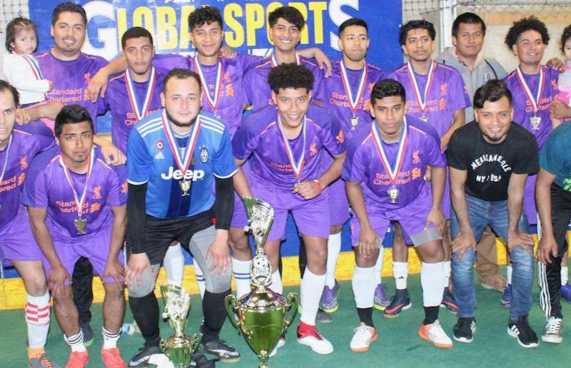 Campeones y más campeones se coronaron en el 2019