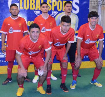 Arrancó la Copa Económica Invernal con la participación de 12 equipos