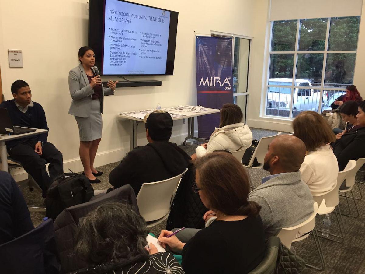 MIRA inicia recaudación de fondos para continuar sirviendo a la comunidad inmigrante