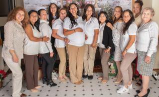 Grupo Esperanza de Vida celebró su Día de Acción de Gracias