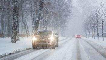 Tormenta de nieve se aproxima hacia Carolina del Norte ¿está listo?