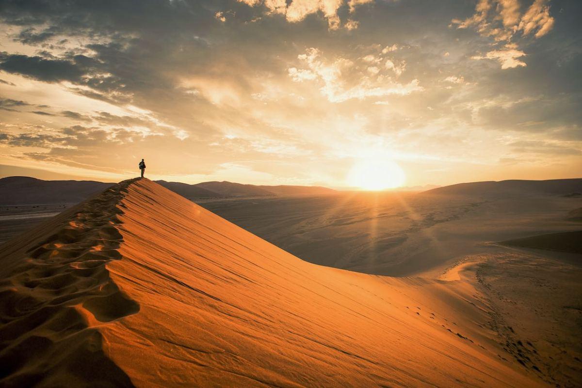 En medio del desierto siempre Él proveerá vida