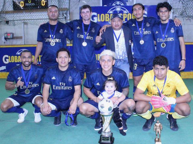 Real Madrid se coronó campeón del Torneo Invernal