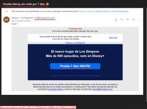 Como identificar correos electronicos fraudulentos