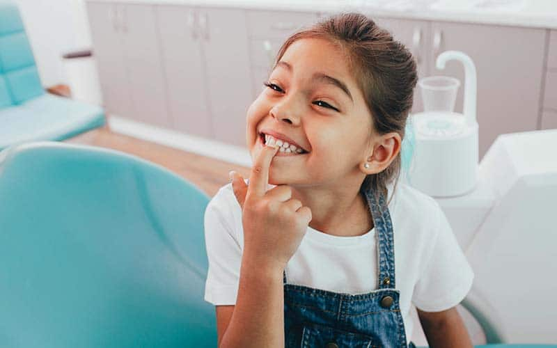 Como propiciar la salud dental en ninos pequeños