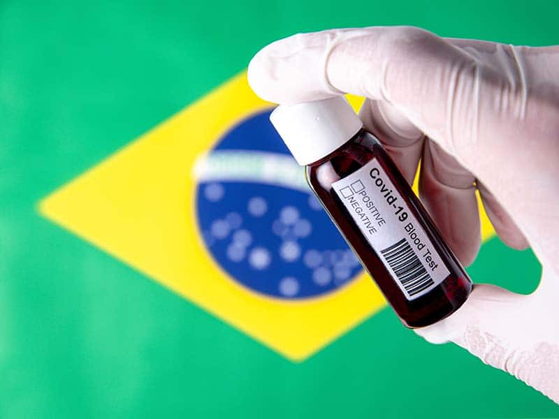 Latinoamérica lucha contra el COVID-19: el caso de Brasil