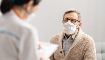 Porcentaje de habitantes de Carolina del Norte con mayor riesgo de enfermedad grave por COVID-19