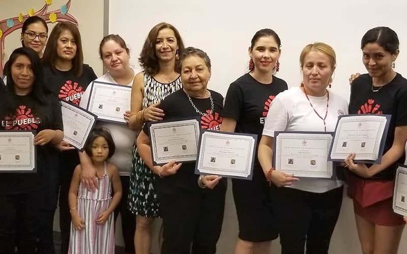 Programa brinda asistencia a latinas ante violencia