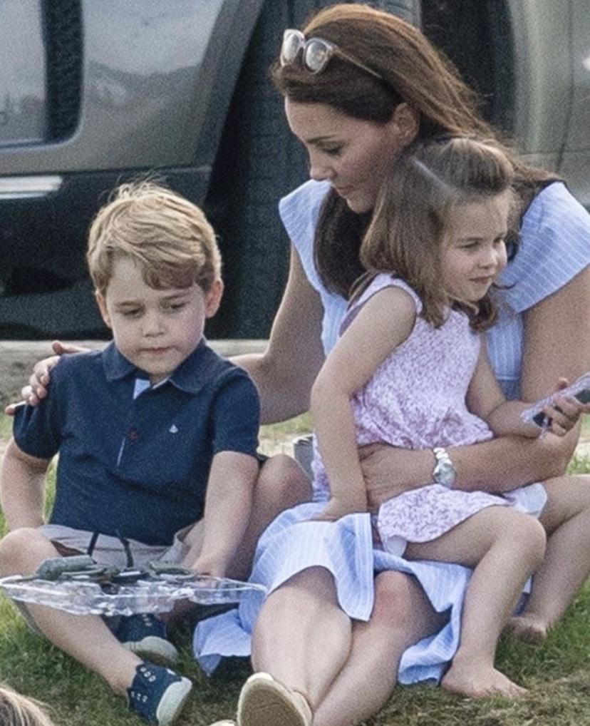Kate Middleton y el confinamiento