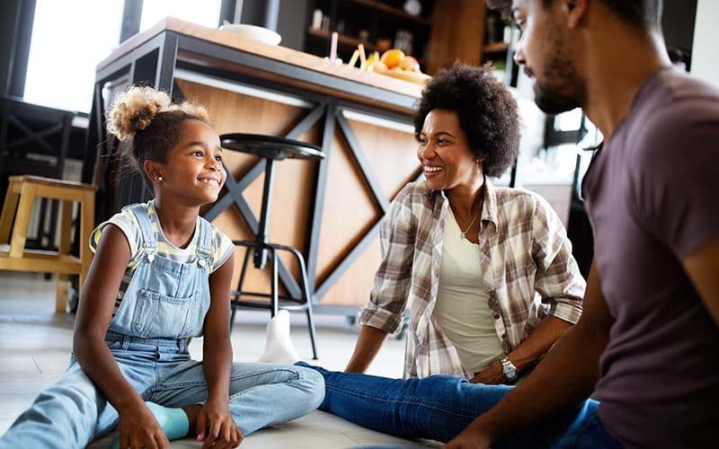 Aprender a decir la verdad: enseñanza de los padres