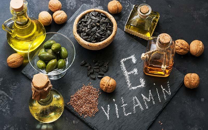 Como consumir Vitamina E de forma natural