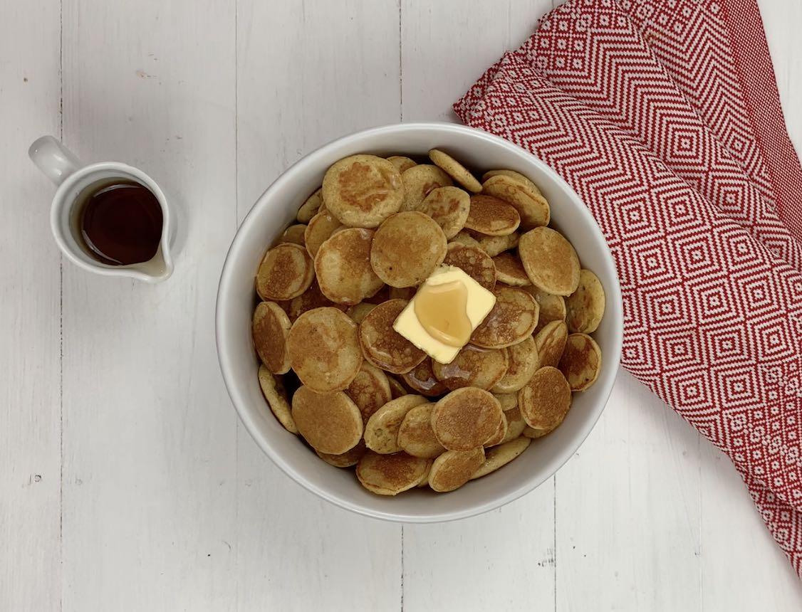 Cereal de pancakes