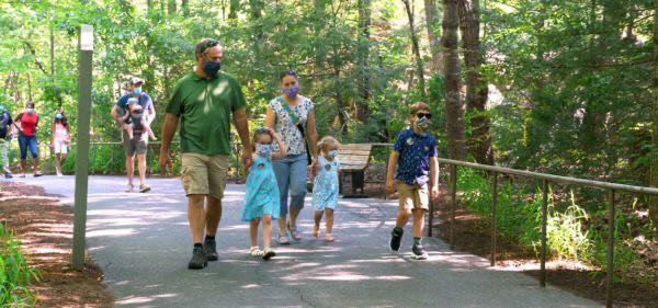 Reabre Zoológico de Carolina del Norte