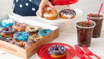 Duck Donuts regalará donas gratis este jueves