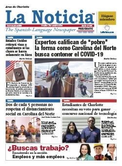 La Noticia Charlotte Edición 1160