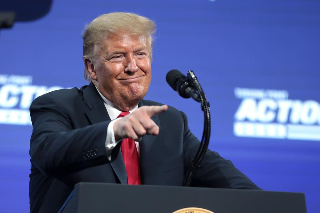 Donald Trump pone like a un tuit