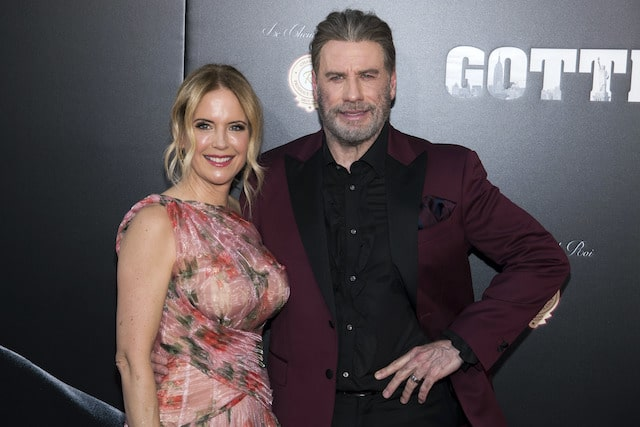 Muere Kelly Preston, esposa de John Travolta