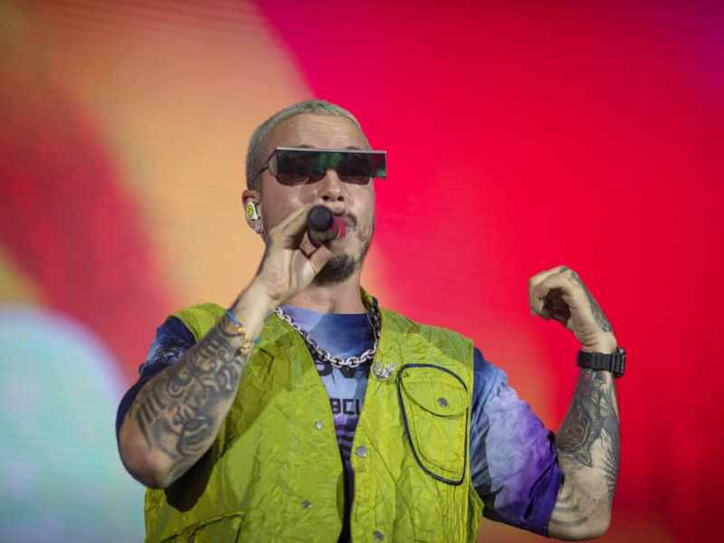 J Balvin, Black Eyed Peas y Maluma a Semana de Billboard