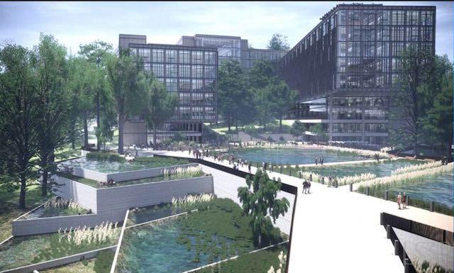 Empresa médica Centene tendrá su sede en Mecklenburg y creará 3,000 empleos