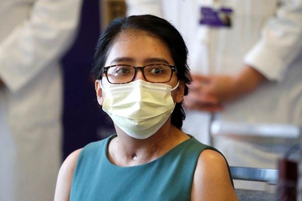 Latina con COVID-19 sobrevivió a transplante de pulmones