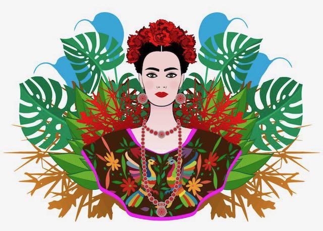 Expertos dicen que la pintura de Frida Kahlo descubierta recientemente es falsa