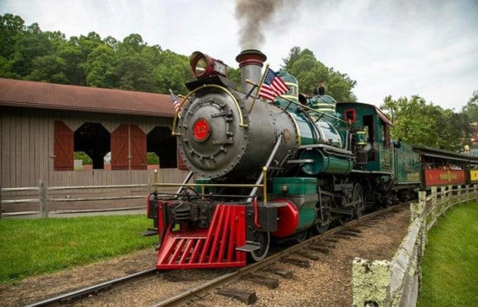 Tweetsie Railroad cerrado por NCDHHS una semana despues de reabrir