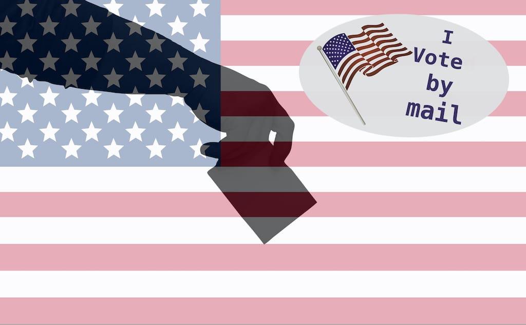 4 pasos para votar por correo en Carolina del Norte