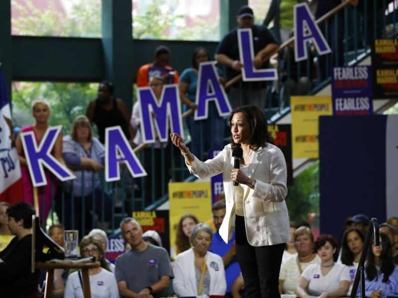 Biden nombra Kamala Harris como companera en la eleccion presidencial