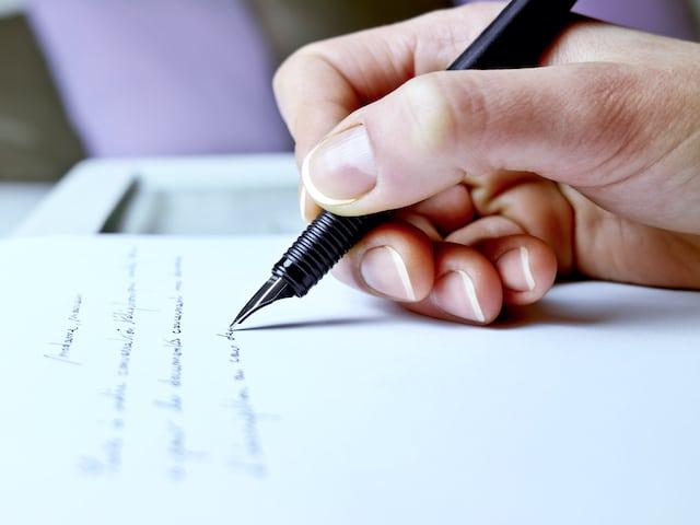 Grafología: lo que tu escritura revela de tu personalidad