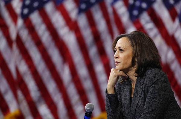 Kamala Harris la candidata a vicepresidente de orígenes inmigrantes