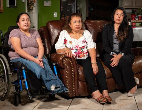 Latina con discapacidad contará su historia en la convención demócrata