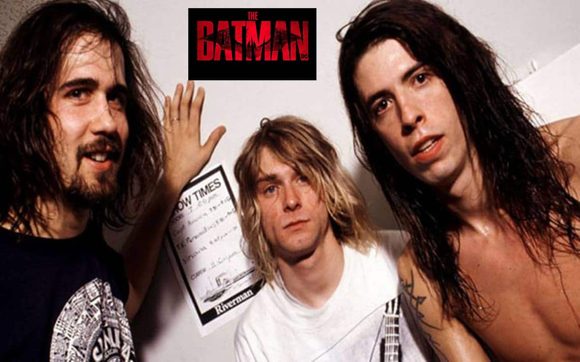 Nirvana revive por The Batman