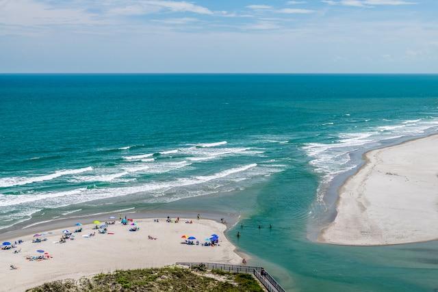 Las mejores playas de Estados Unidos: tres están en las Carolinas