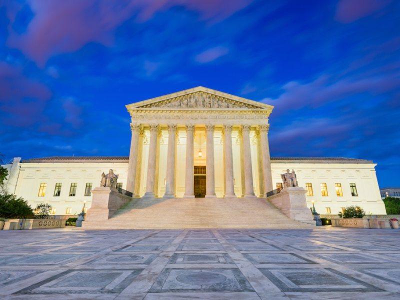 ¿Cómo se elige a un juez de la Corte Suprema?