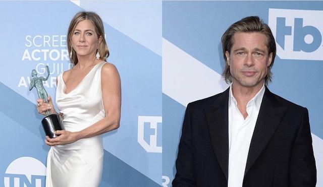 El reencuentro entre Jennifer Aniston y Brad Pitt que no te debes perder