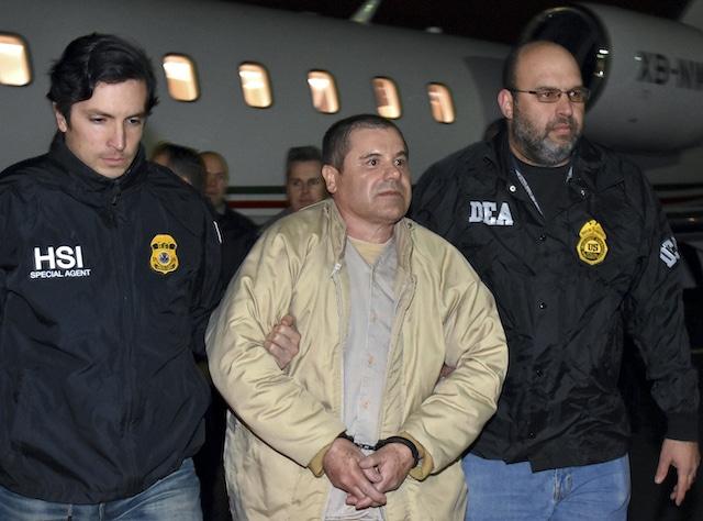 Apelan condena de cadena perpetua de El Chapo