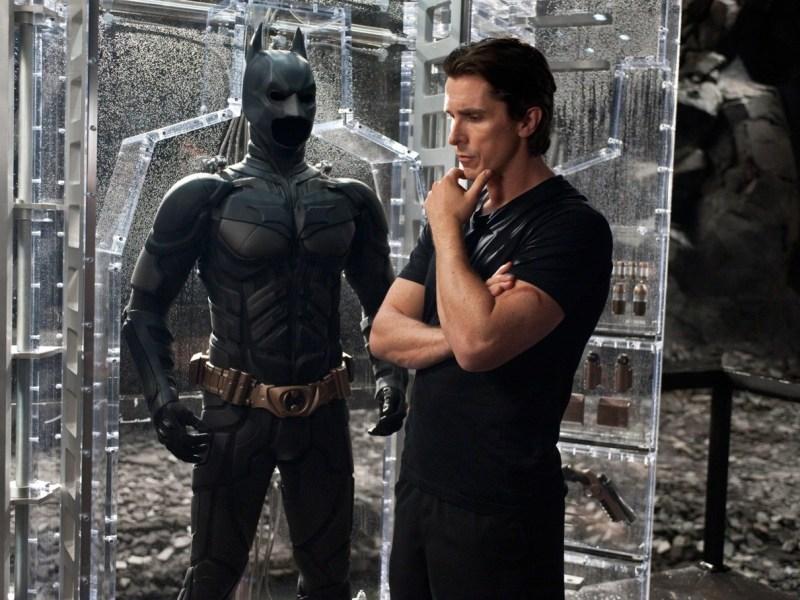 Christian Bale puso una condición para estelarizar Batman