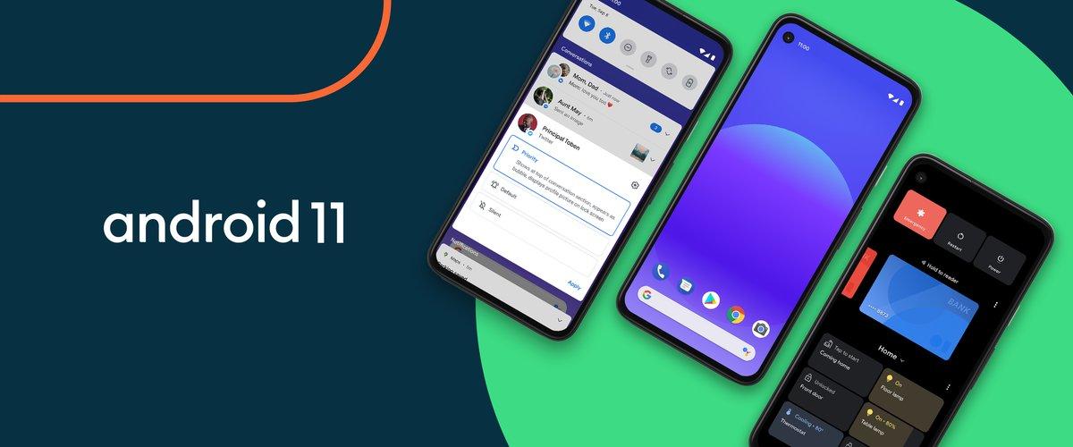 Google presenta Android 11