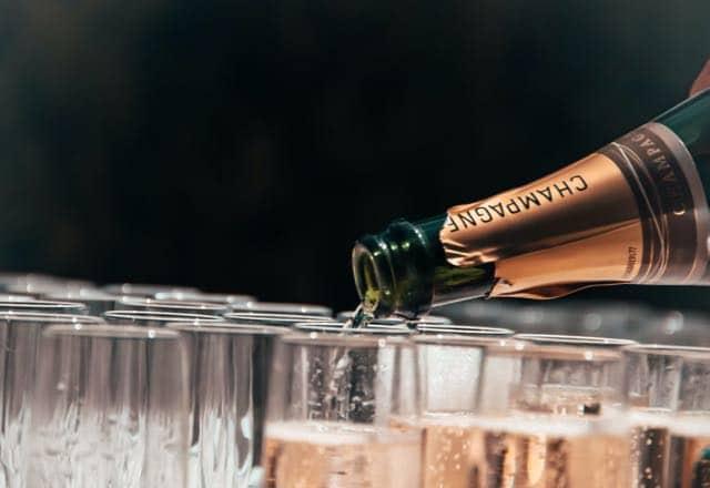 La producción de champaña ha bajado un 70 %