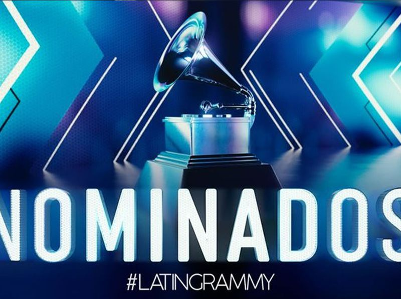 Latin Grammy Lista de nominados