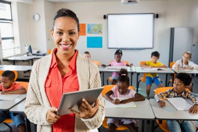 Los mejores y peores estados para los maestros