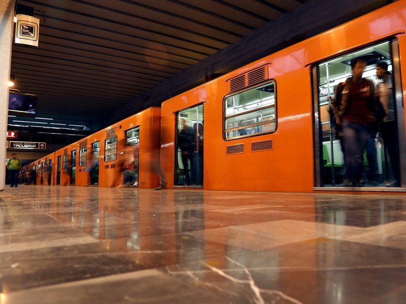 El metro de Ciudad de México cumple 51 años