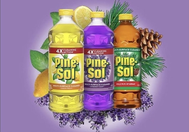 Pine-Sol ha sido aprobado para acabar con el COVID-19 en superficies