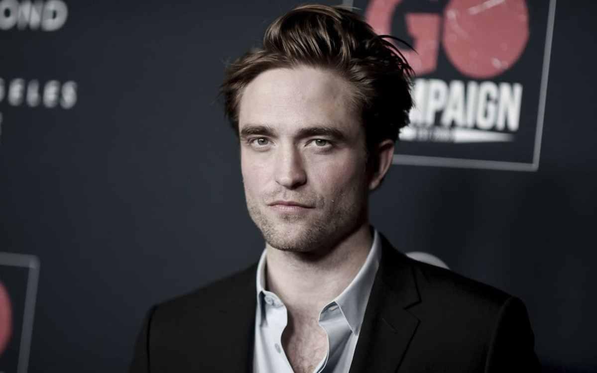 Robert Pattinson venció al COVID-19