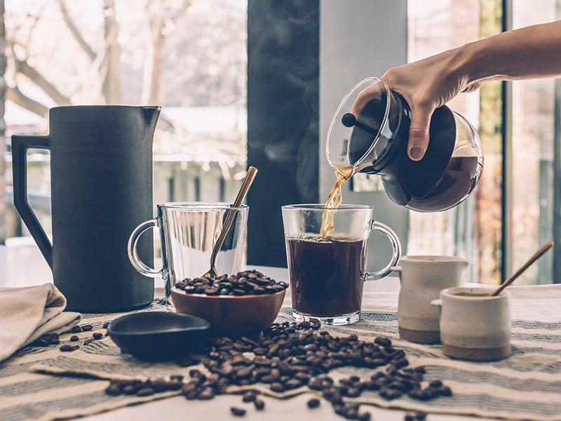 gratis café