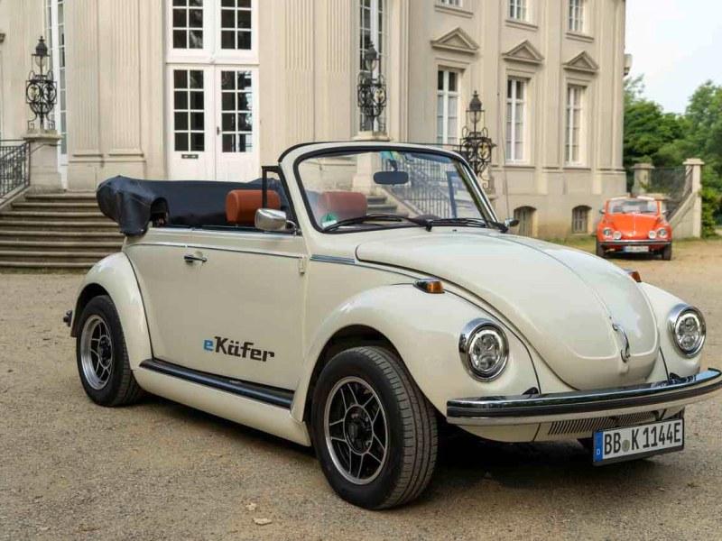 Volkswagen, vochito versión eléctrica