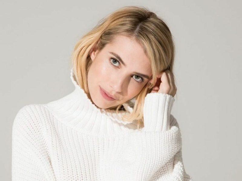 Emma Roberts invita a votar