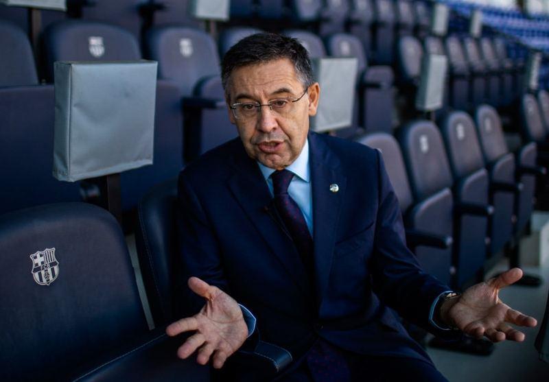 Joseph María Bartomeu rechaza dimitir del Barcelona