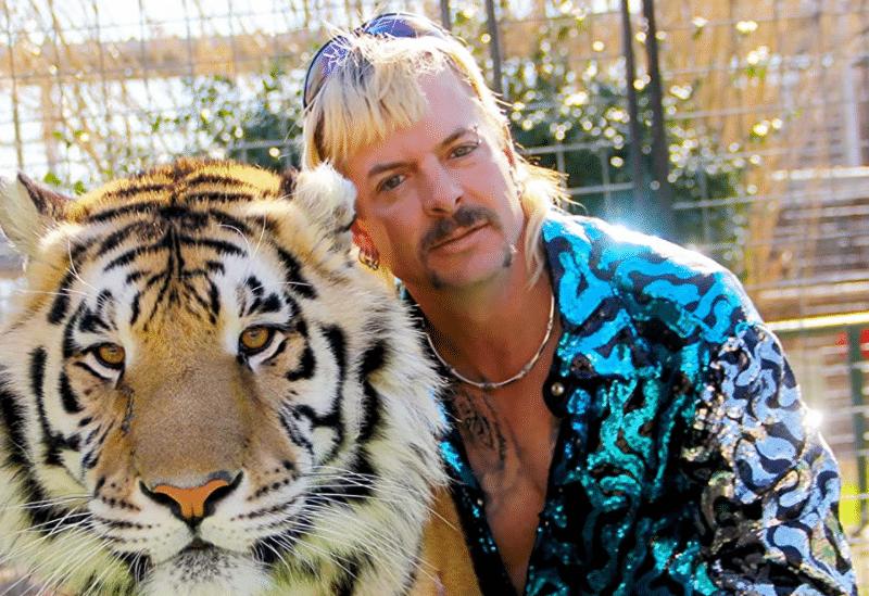 Tiger King serie de Netflix
