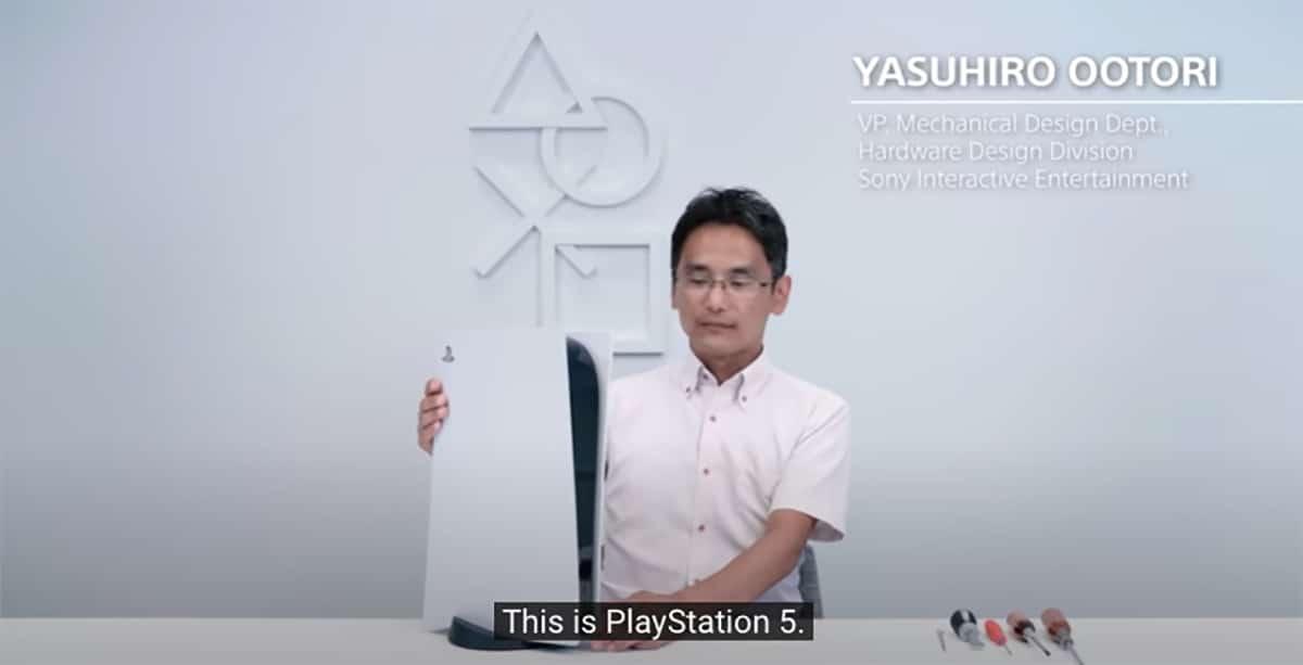 Conoce las entrañas y características del Playstation 5
